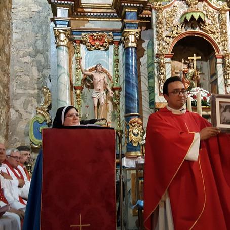 Eucaristía de acción de gracias en Avedillo