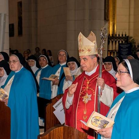 Beatificación de las 14 Mártires Concepcionistas Franciscanas