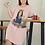 Thumbnail: Luli organic cotton t-shirt dress