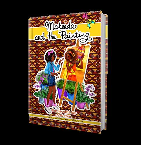 Makeeda And The Painting ~Big Kids Edition 6+