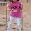Thumbnail: Makeeda Short Sleeve T-Shirt - Shocked