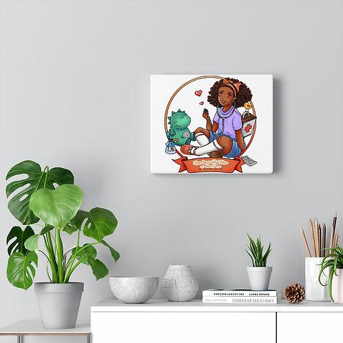 Marisha Doctor Canvas - When I Grow up