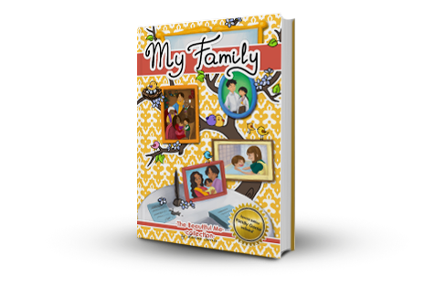 My Family ~ Classic Collection Recommend 0-7years / Reading age 5+