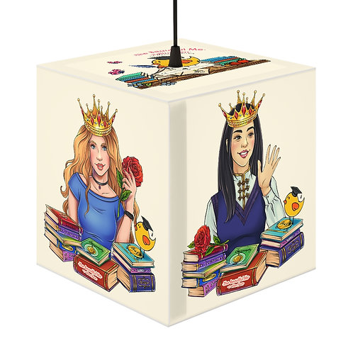 Queen Lamp