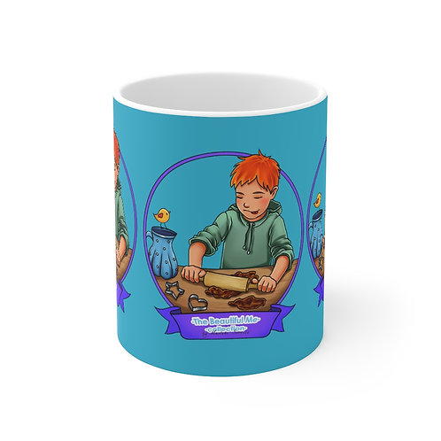 Alan Warm Drink Mug 11oz