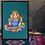 Thumbnail: Lilly Framed Wall Art