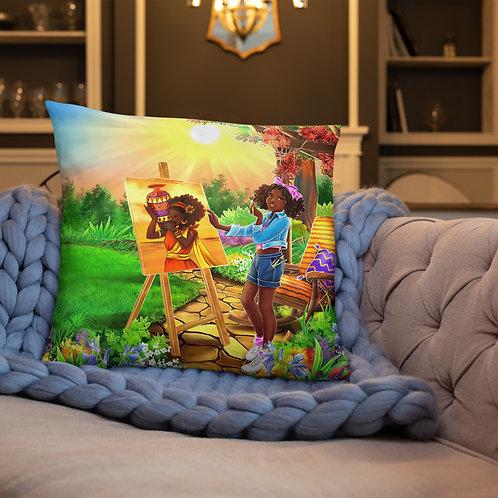 Makeeda Bedroom Pillow