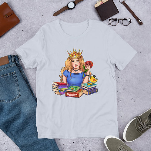 Lilly Short-Sleeve Unisex T-Shirt