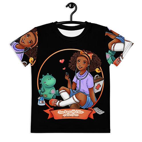 Marisha T-Shirt - Black