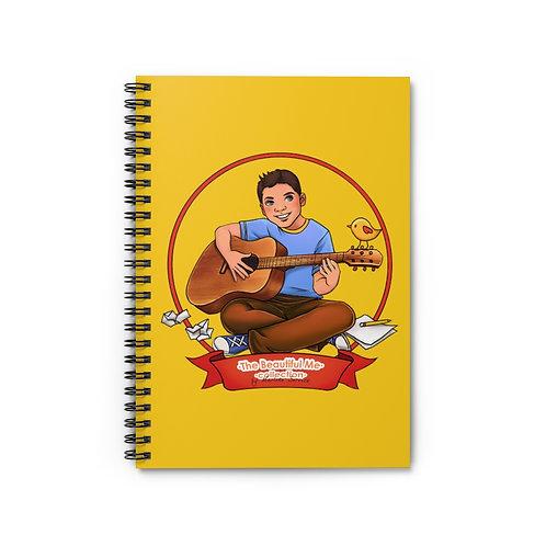 Music Alfie Spiral Notebook