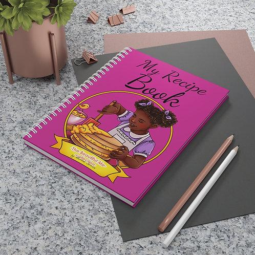 Mia Spiral Recipe Notebook
