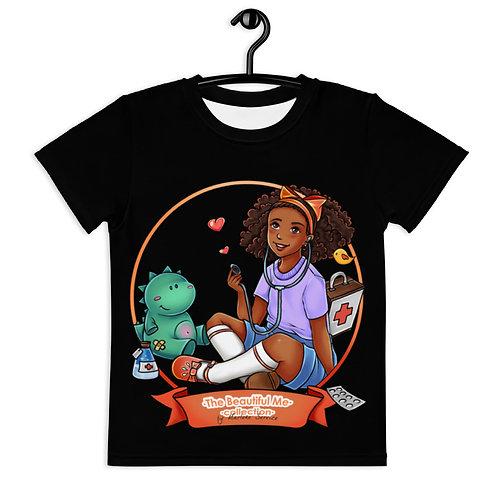 Marisha crew neck t-shirt