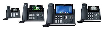 Multi-Line Voip Phones By Yealink & SpectrumVoIP