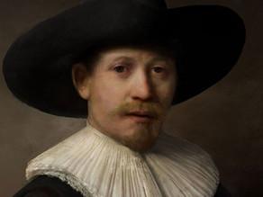 Quand l'IA peint un nouveau Rembrandt – IA #6