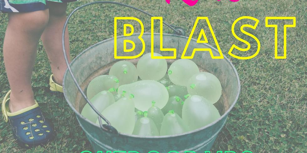 Outdoor VBS 2020 - Kid's Blast