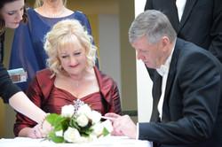 Sue + David