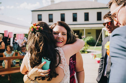 Hitched By Hannah Noller Young Fun Canberra Marriage Celebrant