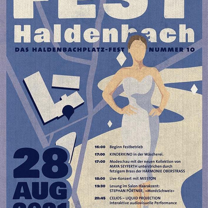 Haldenbachplatzfest