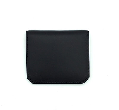"""Thursday"" card wallet - Soft leather black"