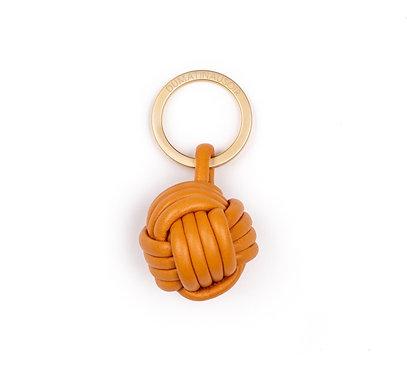 "Porte-clés ""DAY2"" caramel"
