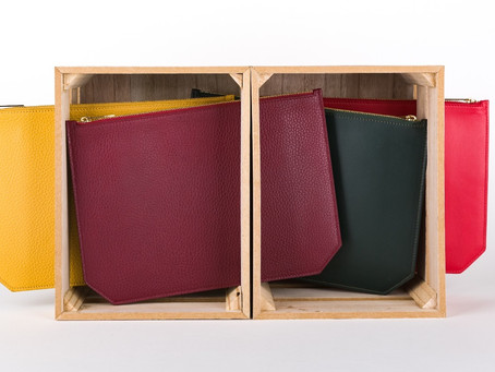100% Stylish Colors for your Clutches!