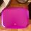 "Thumbnail: ""Sunday"" big jewel box - Soft leather sapphire orange"