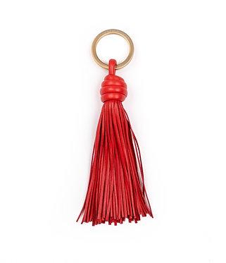 """Porte-clés """"DAY1"""" rouge à lèvres"""