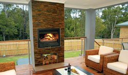 Real Flame Ligna Indoor/outdoor