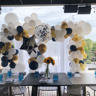 Balloons for Graduation Party