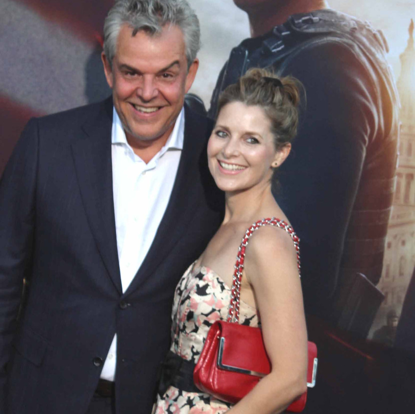 Danny Huston - Actor- Cast with guest