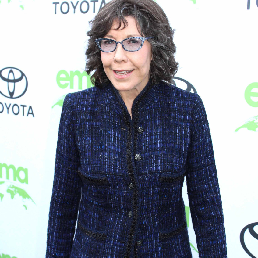 Lily Tomlin- Actress - Comedian
