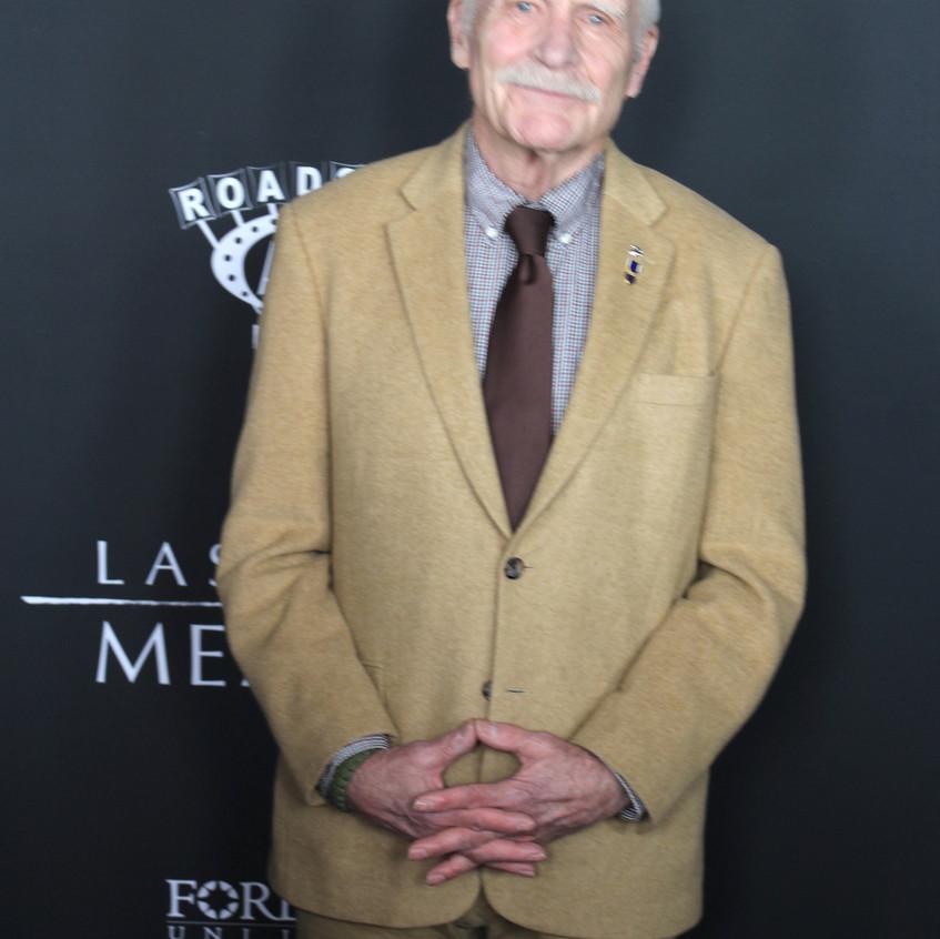 Capt.Dale Dye- Film Director...