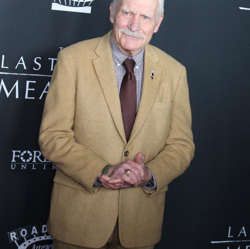 Capt.Dale Dye- Film Director