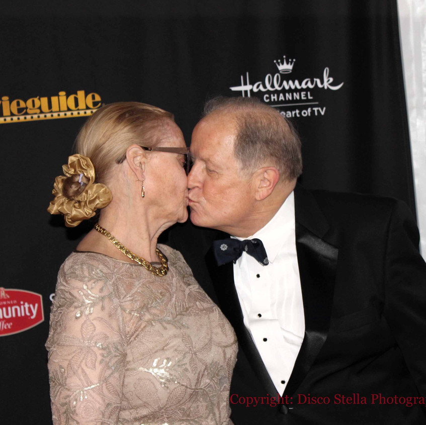 Dr. Ted Baehr with Wife Lili Baehr