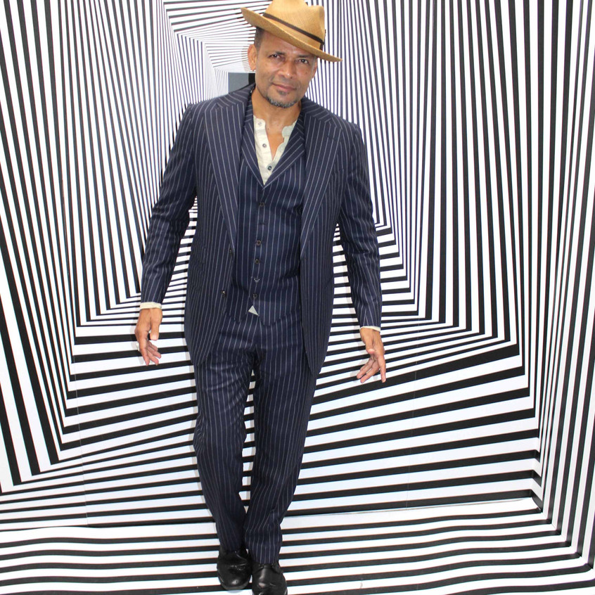 Mario Van Peebles - Design Art