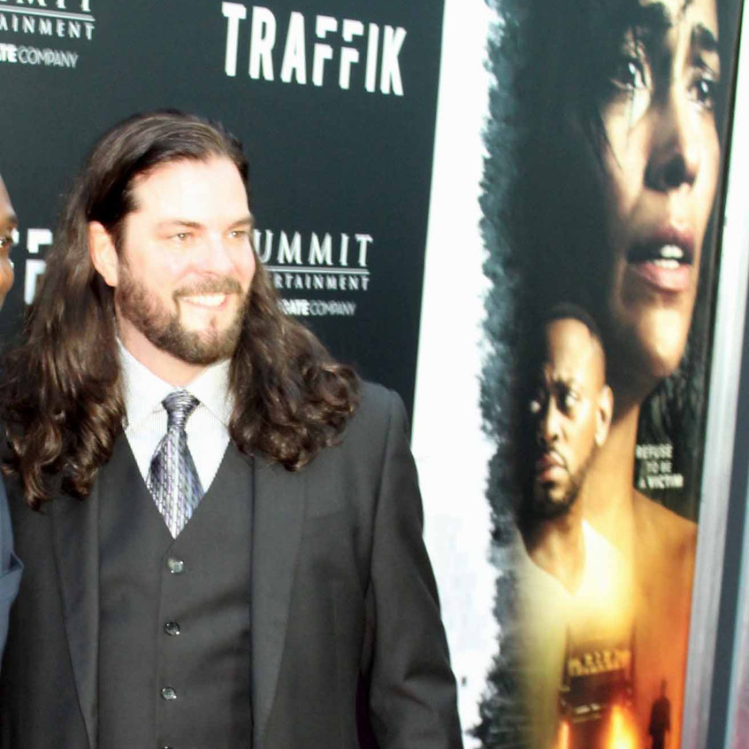 Scott Anthony Leet- Traffik Cast - Actor