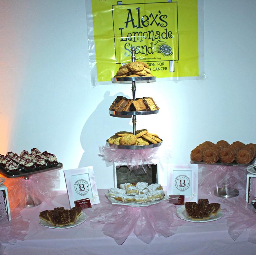 Bonnie Bakery Desserts