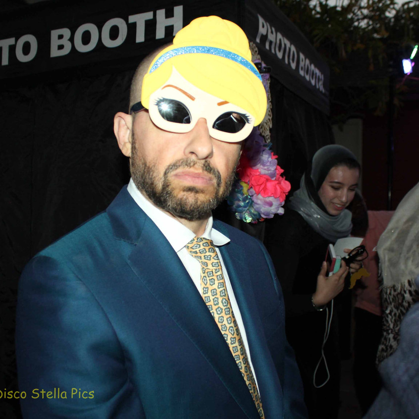Jon Cryer- Actor- PhotoBooth Fun