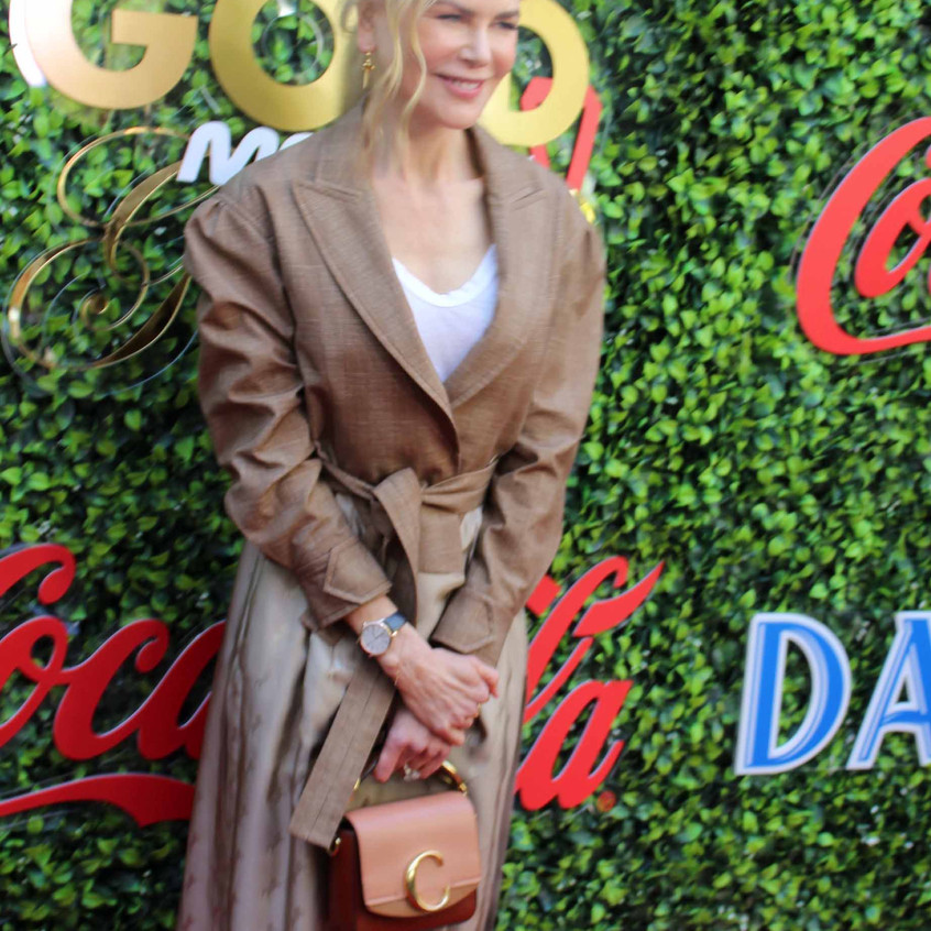 Nicole Kidman- Actress