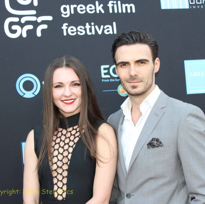 Victoria Kait -Actress and David Kait- Actor