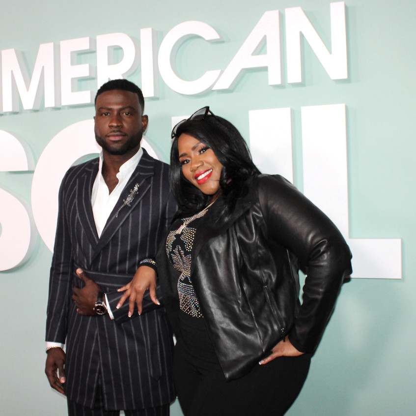 Sinqua Walls and Kelly Price - Casts
