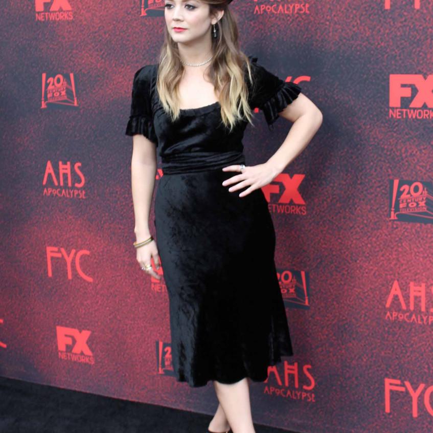 Billie Lourd - Actress - Cast