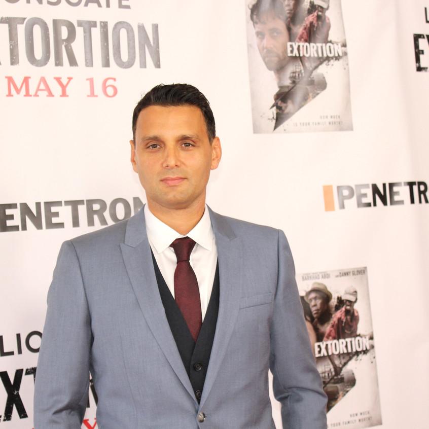 Phil Volken- Director of film