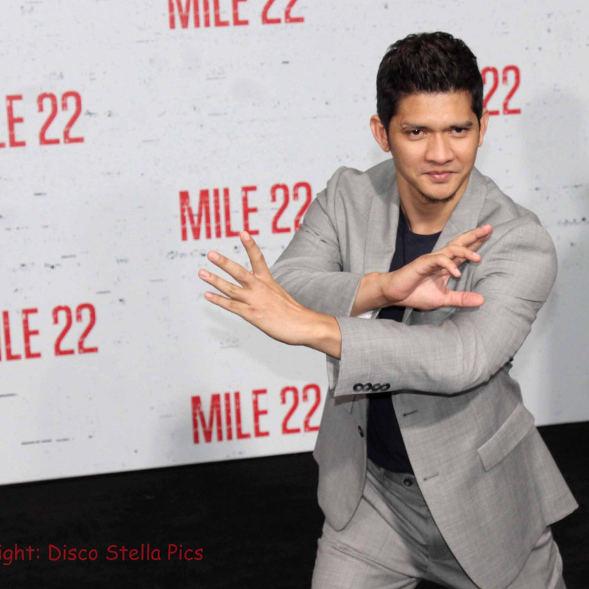 Iko Uwais- Actor -Action on the carpet