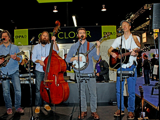 NAMM Show 2017 comes to Anaheim Convention Center with thousands in attendance.