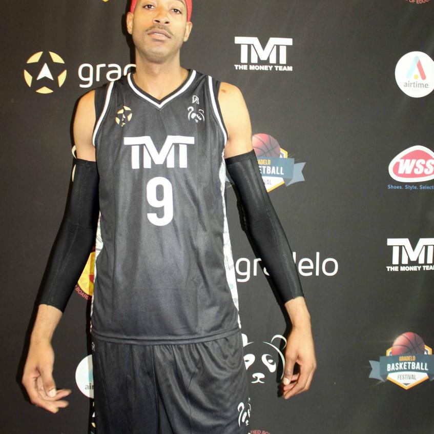 Rashid Byrd - Basketball Player 1