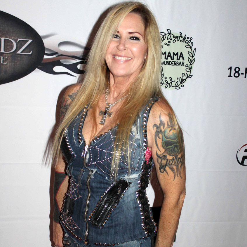 Lita Ford- Rock Guitarist - songwriter 1
