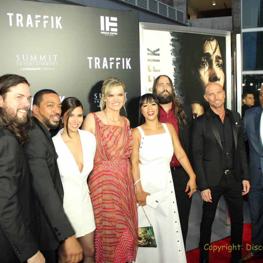 Traffik Cast 3
