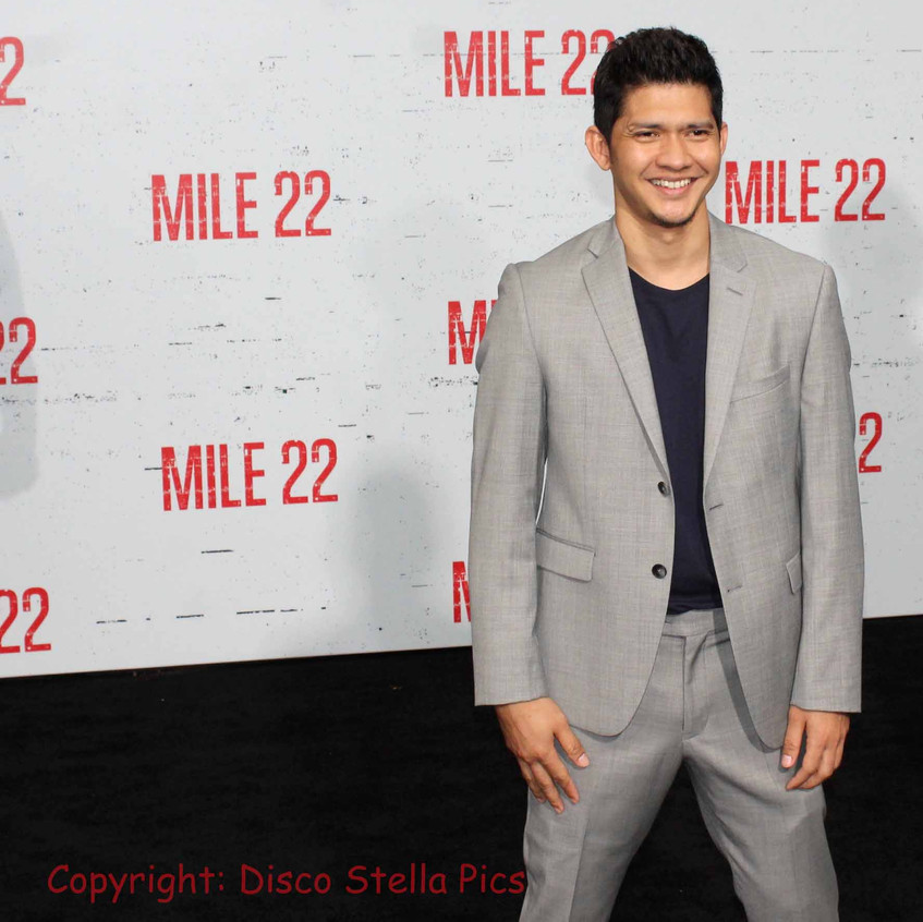 Iko Uwais- Actor - Cast of Mile 22 in ac