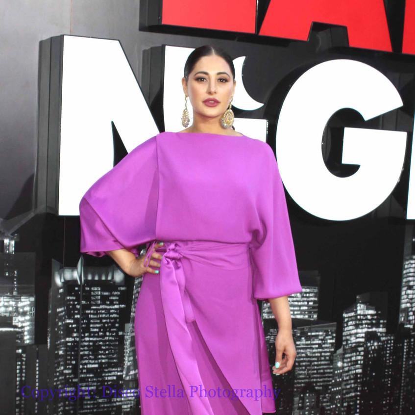 Nargis Fakhri- Actress....